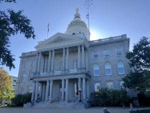 """New Hampshire State House, Concord, NH"" by w_lemay"