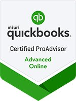 QuickBooks Certified ProAdvisor Advanced Online